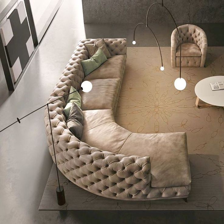Aston Curved Lounge!