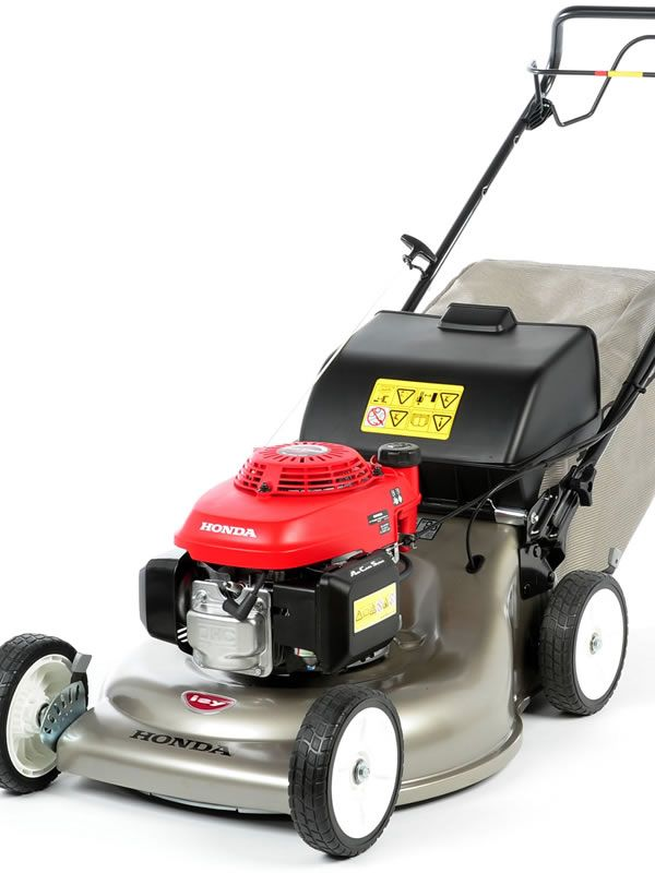 Honda fast lawn mower picture