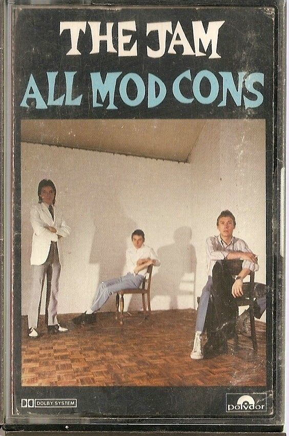 THE JAM - All Mod Cons. (Paper Labels). Polydor - POLDC 5008. CassetteTape | eBay