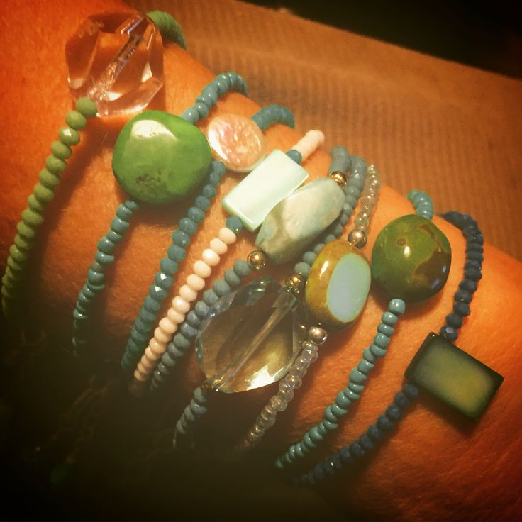 Bracelets for stacking. Email vojewelryco@gmail.com for purchase information!