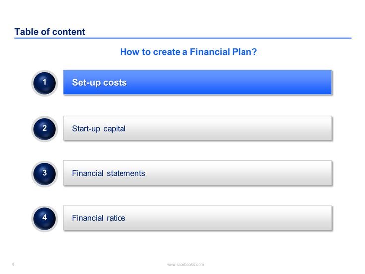 14 best Investor Pitch Deck Template By ex-McKinsey Consultants - financial summary template