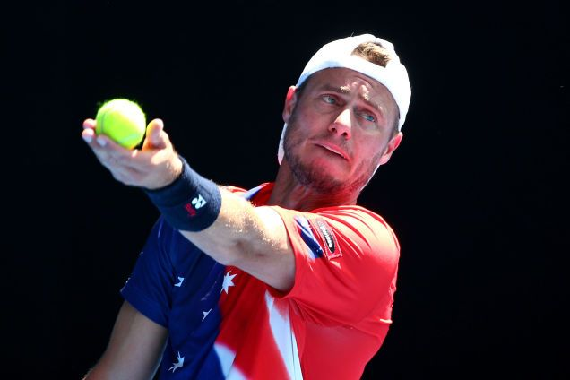 Ghost Of Lleyton Hewitt Will Play Australian Open