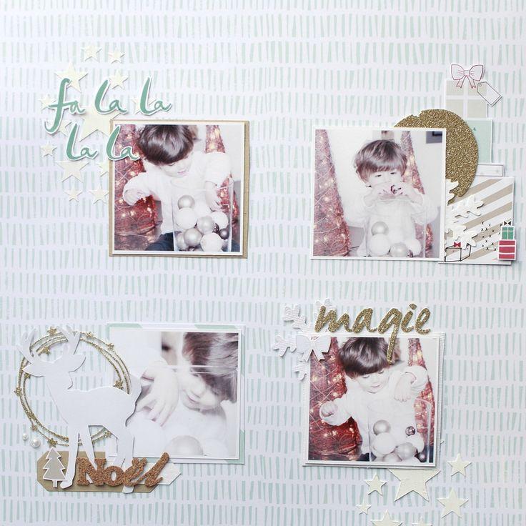 Magie de Noel + Sweet Lovely
