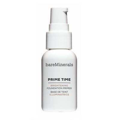 bareMinerals® Prime Time™ Brightening Foundation Primer 30ml