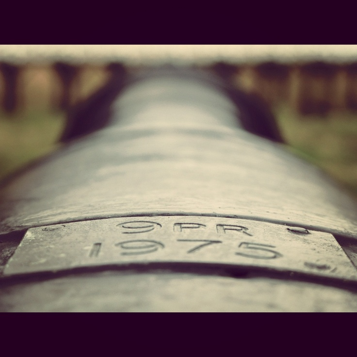 Cannon at Fort George, Scotland