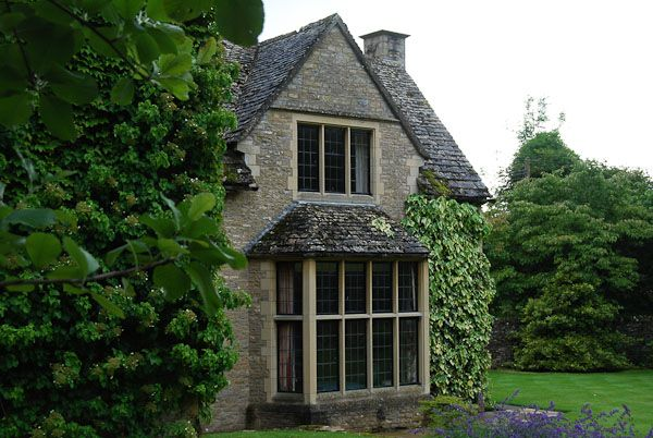 128 best bits of architecture images on pinterest for Cotswold cottage house plans