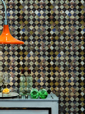 """Solera Chess"" from Tiles Collection at LAVTHEM.cz"
