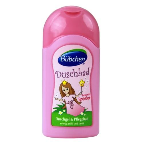 Bübchen Çocuk Duş Jeli Prenses Rosalea Kız 200 ml