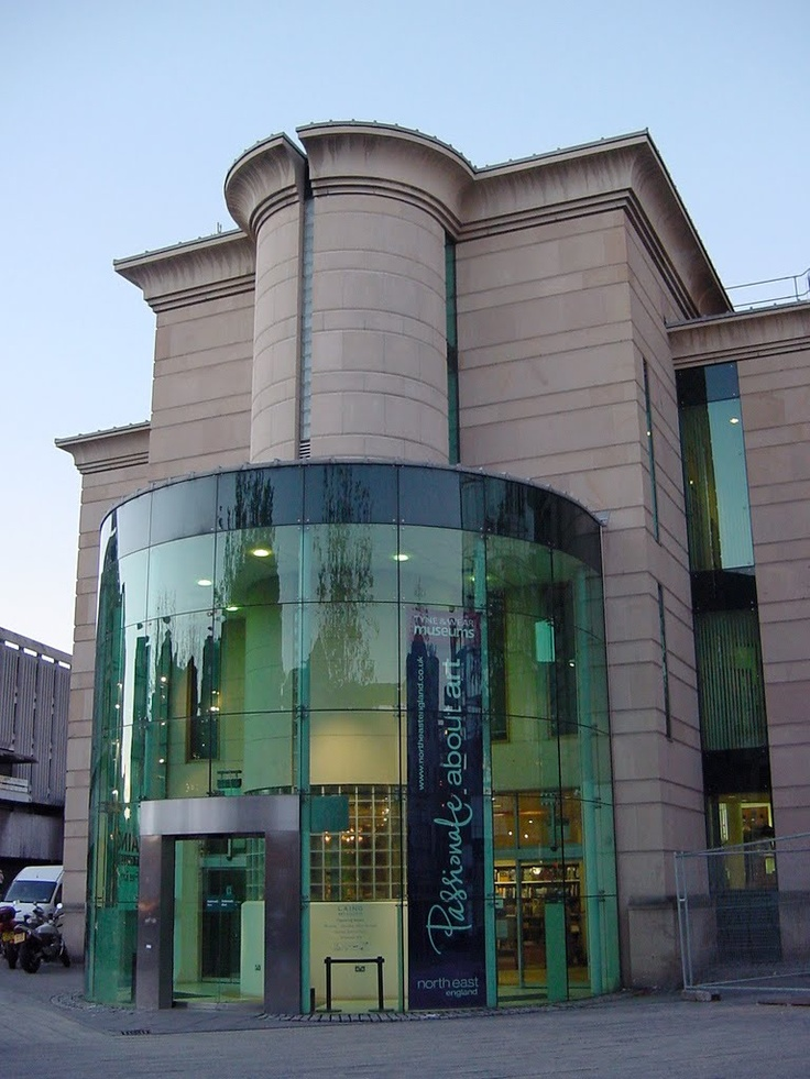Laing Art Gallery in Newcastle upon Tyne, England
