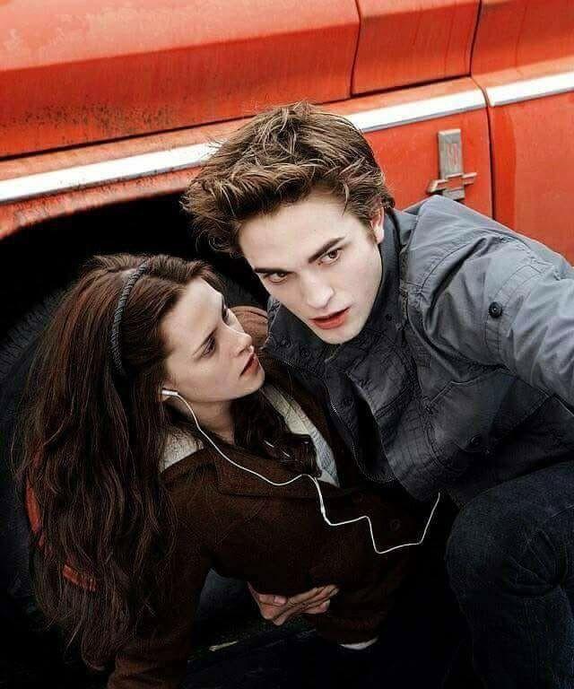 Twilight Biss Zum Morgengrauen Crepusculo Filme Saga