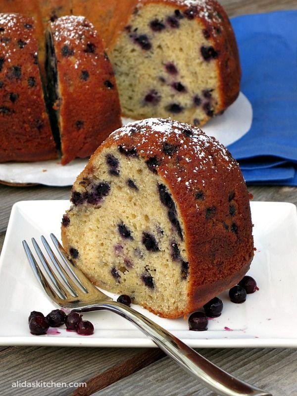 Blueberry Buttermilk Bundt Cake | Recipe | Simple, Posts ...