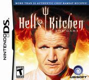 Hell's Kitchen: The Video Game - Nintendo DS, Multi