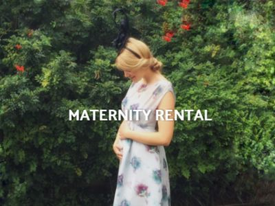 Your designer rental boutique for Maternity & Post Pregnancy Occasion Wear. Simply find the dress you want to rent, select your delivery date and when you're done pop your dress in the prepaid satchel and drop it at your nearest Post Office or Express Post box.