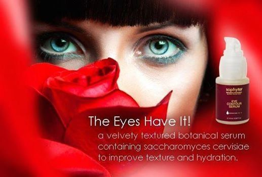 SOPHYTO Eye Contour Serum now available at SAREMi Health and Beauty Shop now at: http://saremihealthandbeauty.com.au/organic_skincare