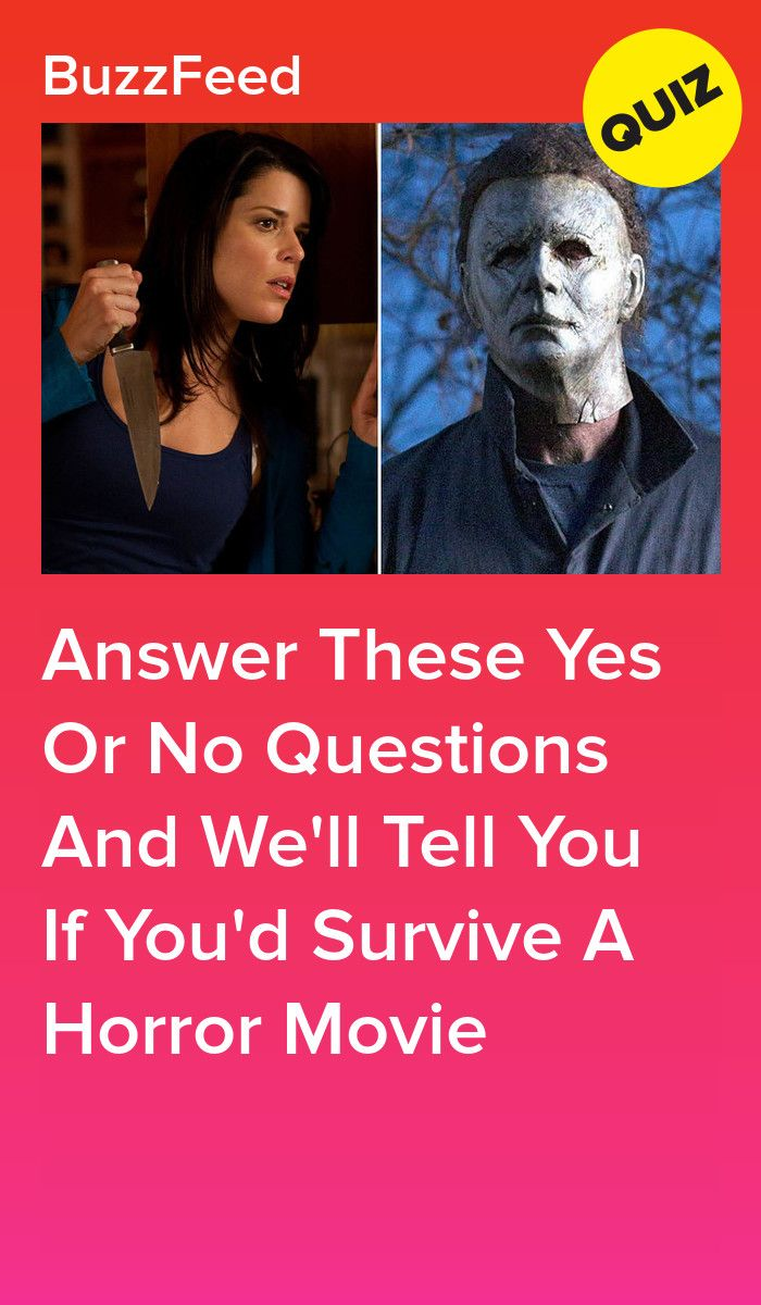 Answer These Yes Or No Questions And We'll Tell You If You'd