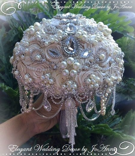 WEDDING KEEPSAKE BOUQUET Deposit only for a by Elegantweddingdecor