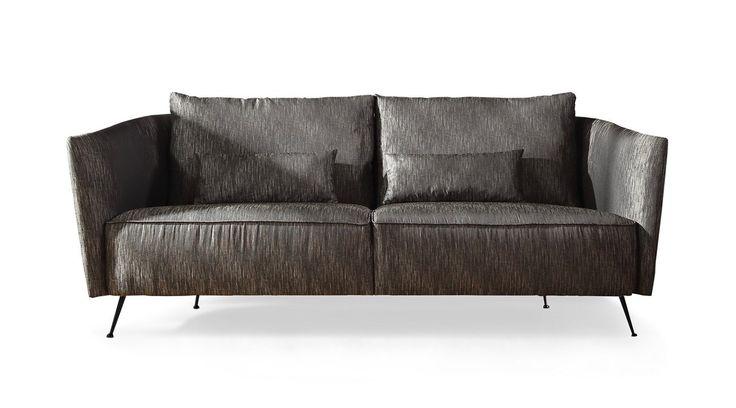 Vintage Sofa Anthrazit - versandkostenfrei bestellen auf:  http://moebeldeal.com/detail/index/sArticle/6359