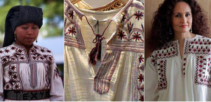 Indigenous Women Are Fighting Back After a Famous Fashion Designer Stole Their Culture