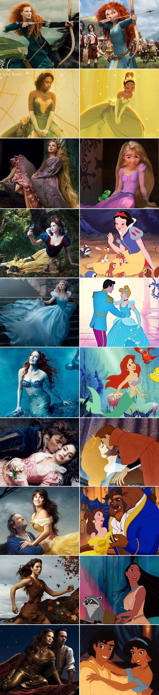 Omg, I love the sleeping beauty one! High School Musical! My favourite Disney Channel Original!