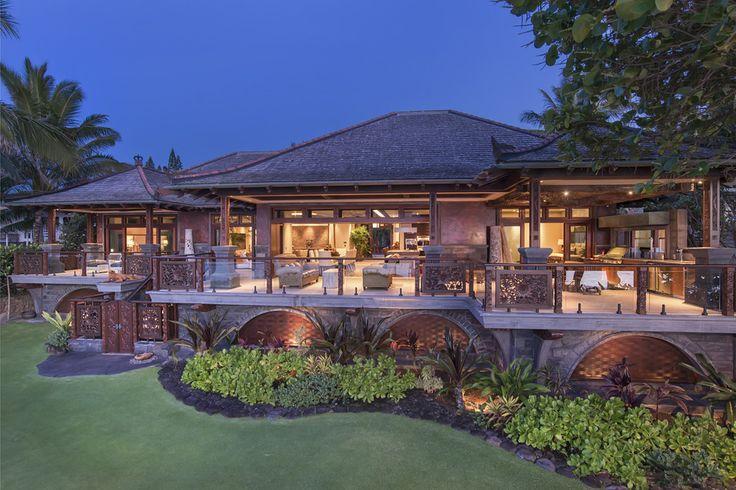 93 best Hawaii Home: Luxury images on Pinterest | Hawaii, Hawaiian islands and Hawaii beach