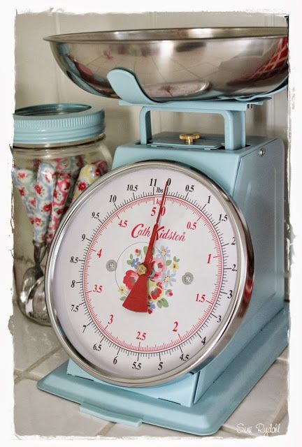 The 25 best ideas about vintage scales on pinterest for Cath kidston kitchen ideas