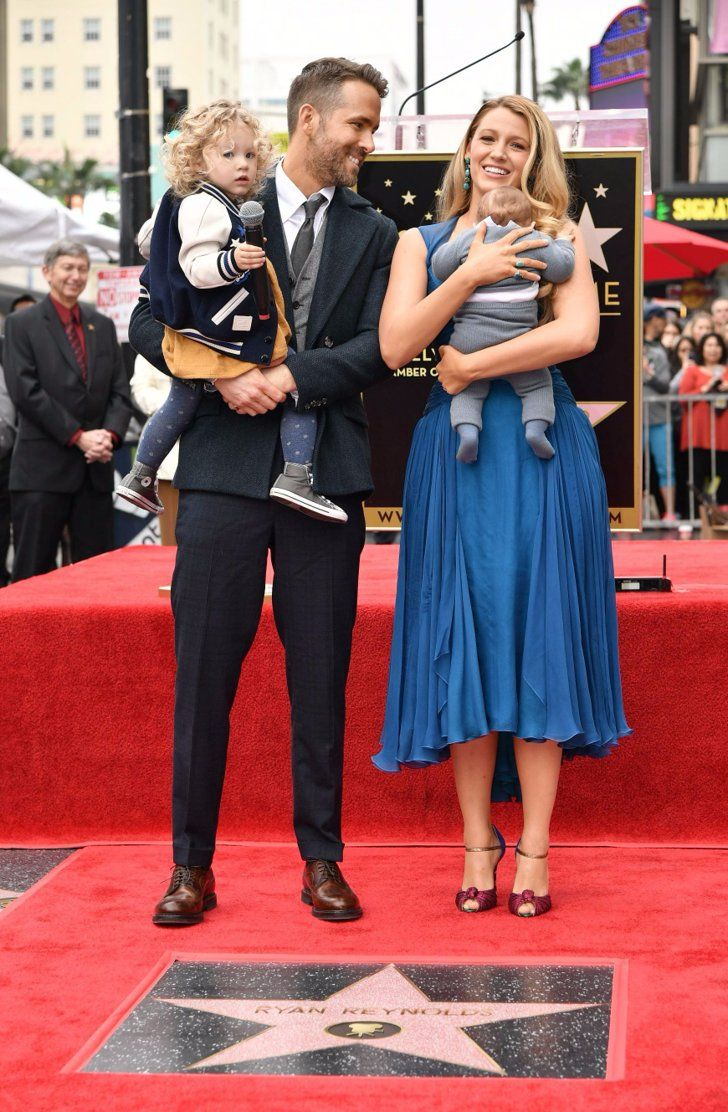 Every Adorable Photo From Blake Lively and Ryan Reynolds's Kids' Public Debut!