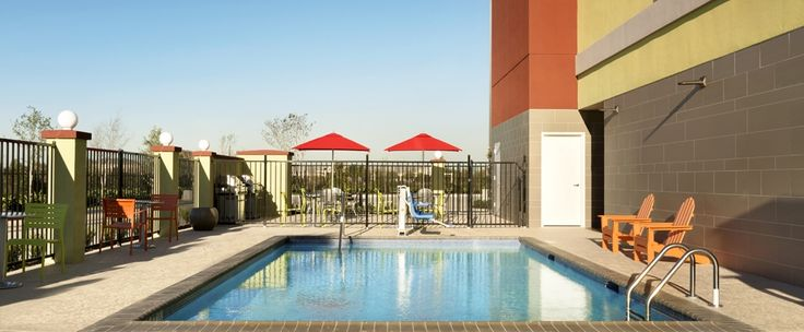 Home2 Suites by Hilton Houston Pasadena Hotel, TX - Outdoor Pool