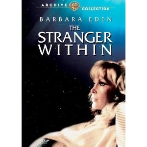 """The Stranger Within"" (1974) starring  Barbara Eden, George Grizzard and Joyce Van Patten."