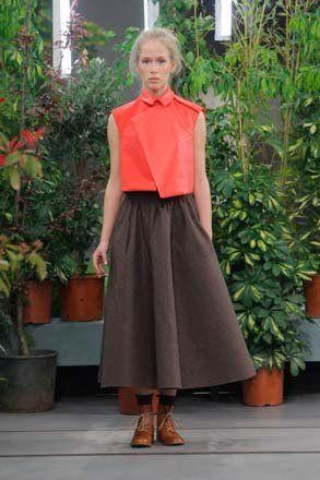 Ana Catarina Santos - BLOOM FW 14-15 @ Portugal Fashion Organic