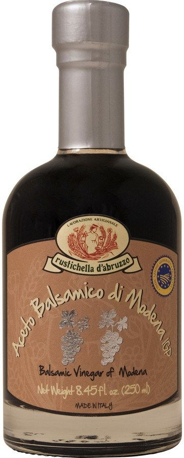 "PGI Balsamic Vinegar ""silver"" / Aceto Balsamico I.G.P. ""argento"" ml 250 - 10.00 € inc. VAT / IVA Compresa"