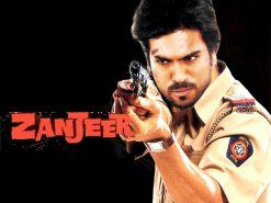 Zanjeer is an upcoming Indian action Movie, directed and produced by Apoorva Lakhia simultaneously shot into Hindi and Telugu.