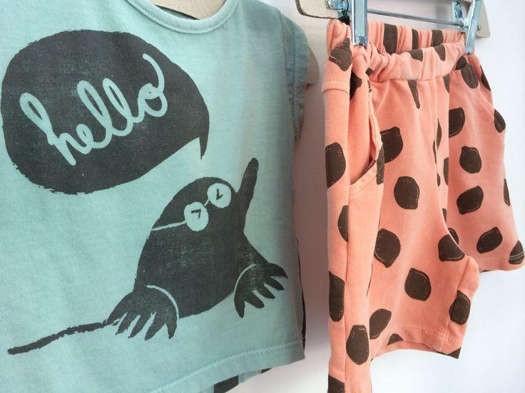 Παιδικά ρουχα από οργανικο βαμβάκι!! Για αγόρια και κορίτσια🙌🙌🙌 www.heladoderretido.com