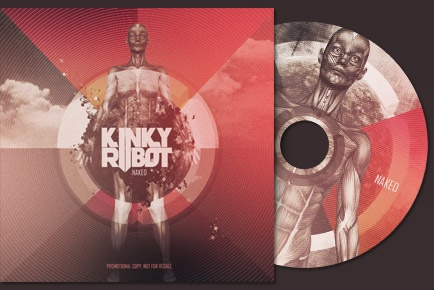 Kinky Robot - Naked - In Stores Now