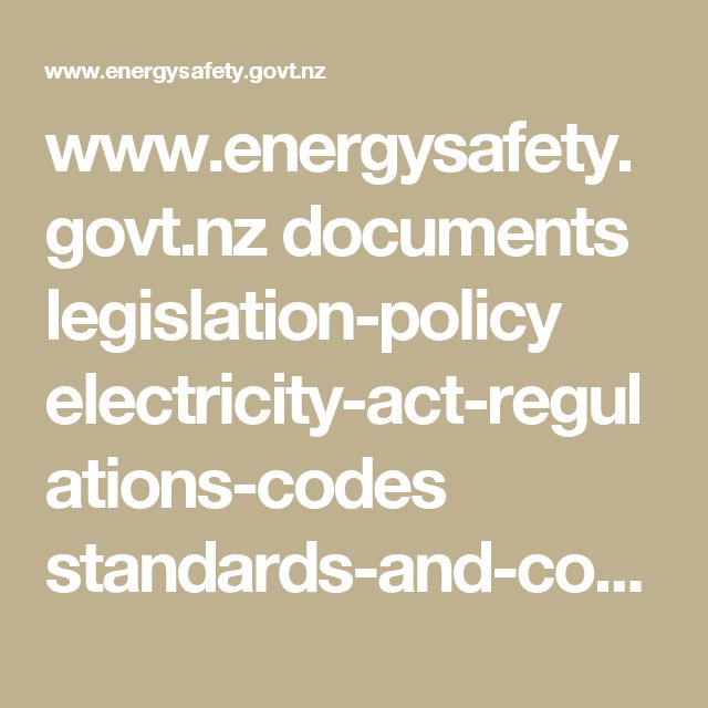 www.energysafety.govt.nz documents legislation-policy electricity-act-regulations-codes standards-and-codes-of-practice NZECP%2051%202004%20New%20Zealand%20Electrical%20Code%20of%20Practice%20for%20Homeowner%20Occupiers%20Electrical%20Wiring%20Work%20in%20Domestic%20Installations%20%20-%20Published%2027%20July%202004%20.pdf