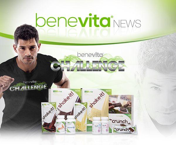 Gooi binnen 21 dagen uw leven om met de Benevita Challenge