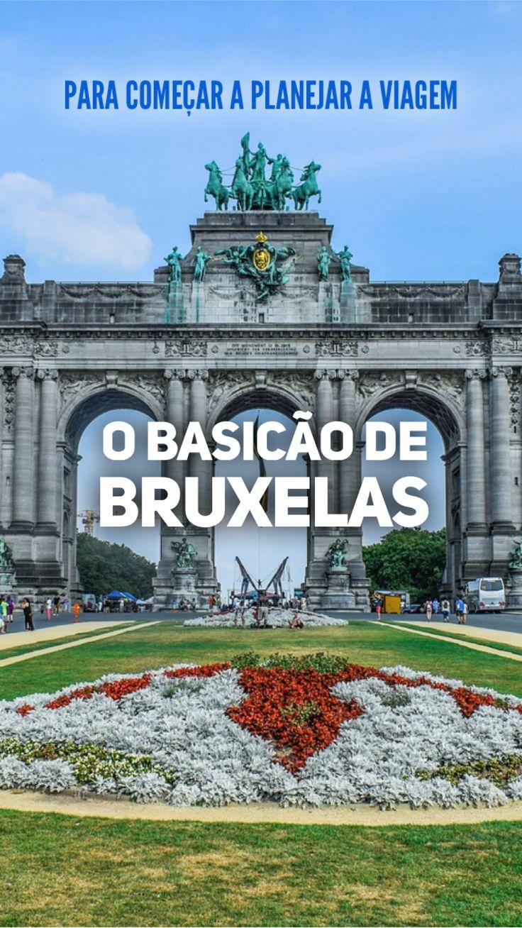 Para começar a correr em Bruxelas | Eu fiz viagens   – Rodei na Europa