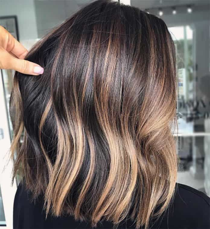 47 Best Women S Medium Length Haircuts And Hairstyles For Fall