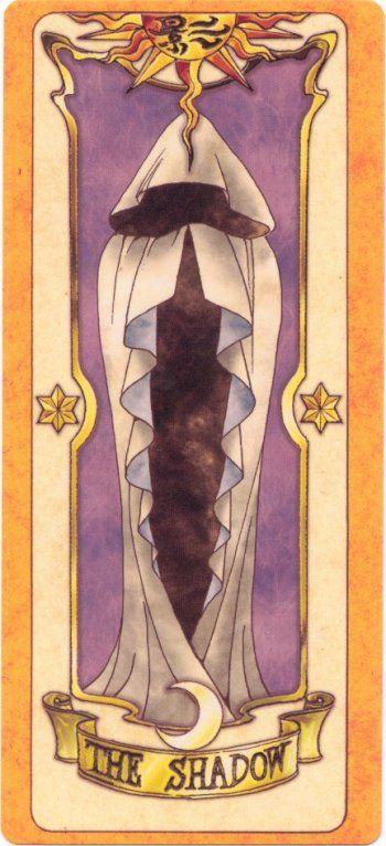 Clow card 3- The Shadow