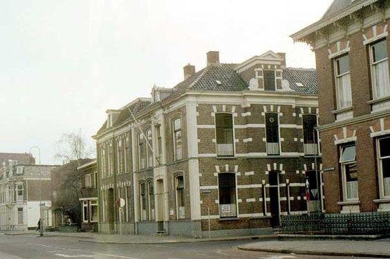 Wierdensestraat hoek Westerstraat v.m. arbeidsbureau