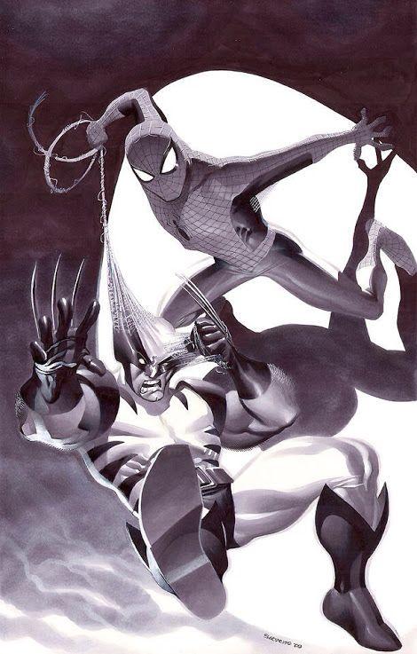Galeria de Arte (5): Marvel e DC - Página 5 A7ff3936060b2ffbace77266e09066c9