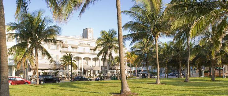 Ready, Set, Go: The Betsy in South Beach