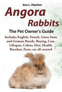 Complete book on Angora rabbits