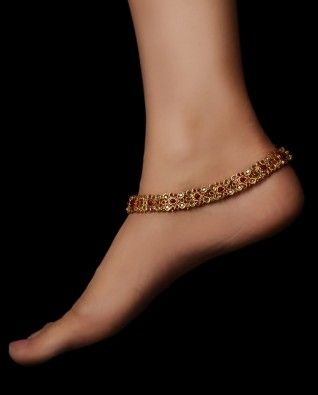 Anklets - paayal or paajeb