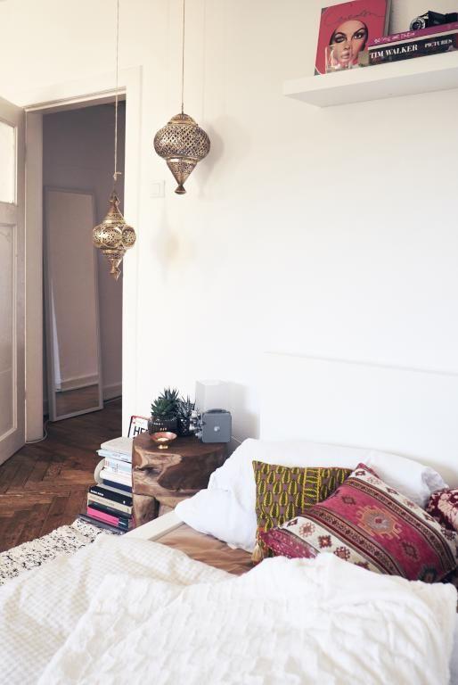 Einrichtung mit exotischer deko altbau m belideen for Studentenzimmer deko