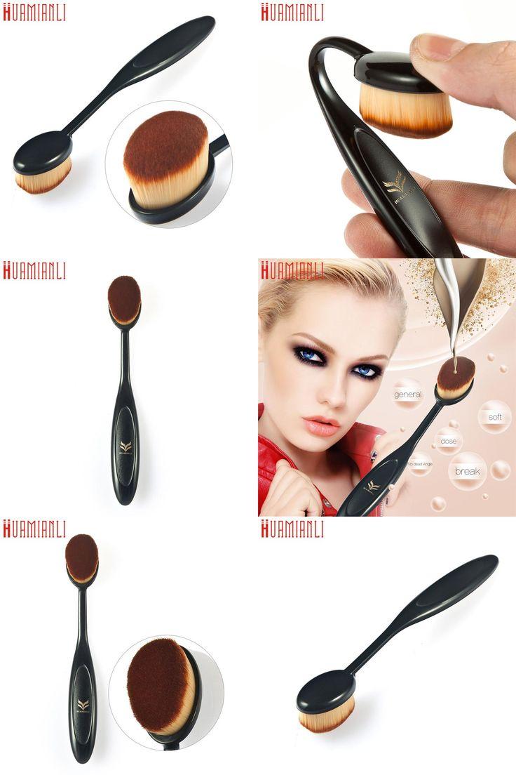 [Visit to Buy] Best Deal New Fashion Toothbrush Makeup Brush Single Branch Of Ultra-fine Fiber Hair Foundation Blush Brush Women Beauty Tool #Advertisement
