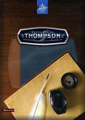 Biblia Thompson edición especial para el estudio bíblico RVR60