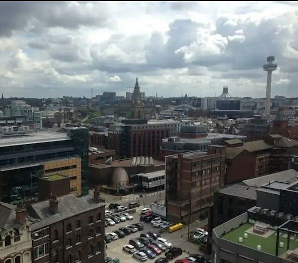 Luxury Apartments For Sale In The Centre Of Liverpool City