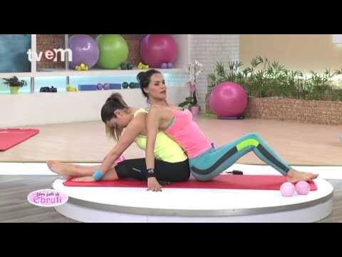 Ebru Şallı İle Pilates Egzersizleri 28.Bölüm - YouTube