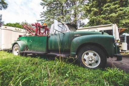 For Sale: 1953 GMC Dually Tow Truck | Oldride.com