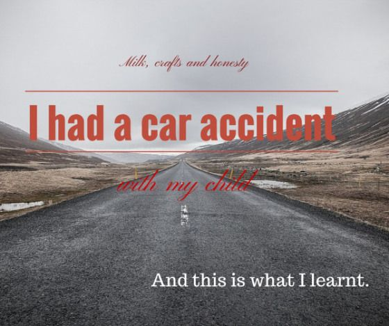 lessons learned from car accident Lessons learned to avoid a traffic accident it's no accident that many motorists avoid collisions by applying basic safety principles on the roadway.